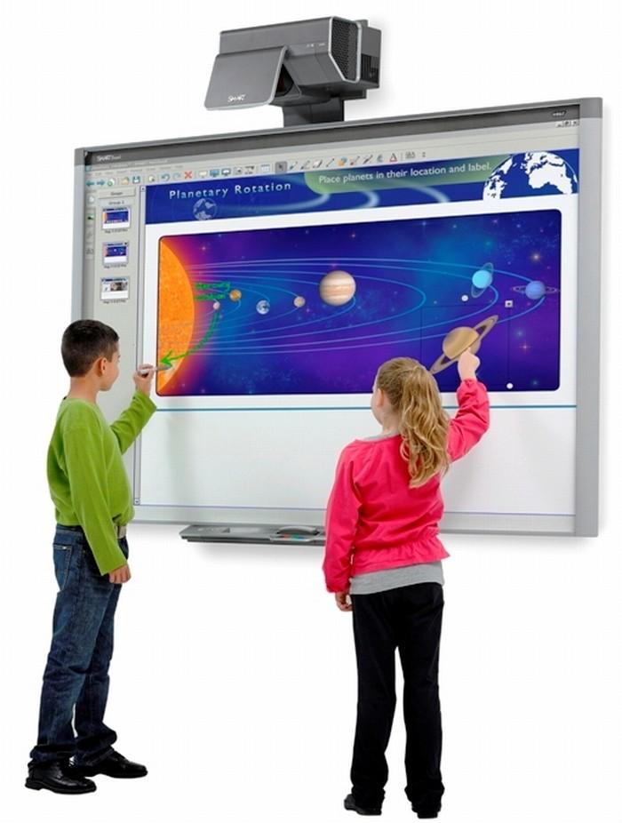 Интерактивная доска картинка детям