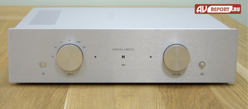 Интегрированный усилитель Daniel Hertz M9